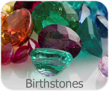 birthstones button